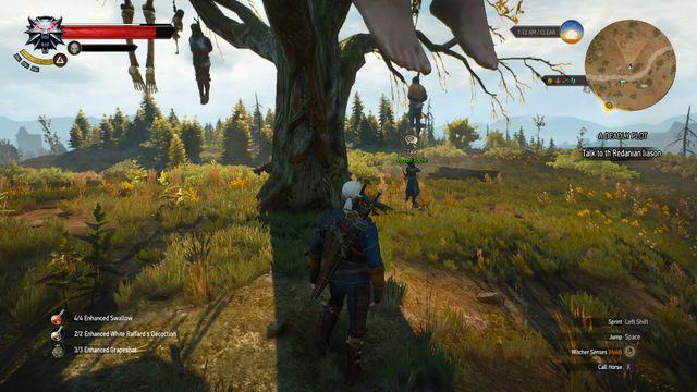 The quest is received automatically during the conversation with Roche in Get Junior quest - Side quests in Free City of Novigrad - Free City of Novigrad - The Witcher 3: Wild Hunt Game Guide & Walkthrough