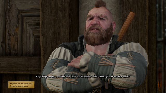 Side Quests In Free City Of Novigrad The Witcher 3 Wild