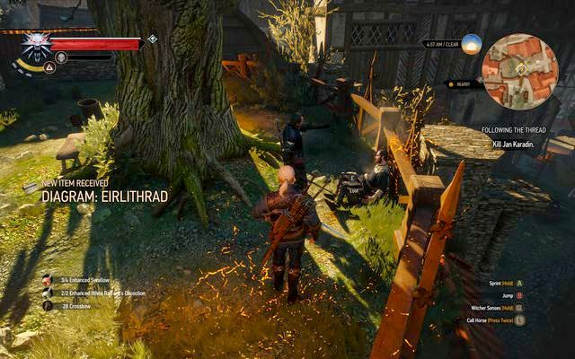 Kill or spare Karadin - Side quests in Free City of Novigrad - Free City of Novigrad - The Witcher 3: Wild Hunt Game Guide & Walkthrough
