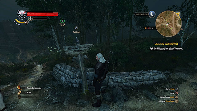 Try to uncover new signposts whenever you have the chance - Basic information about exploration - Exploring the game world - The Witcher 3: Wild Hunt Game Guide & Walkthrough