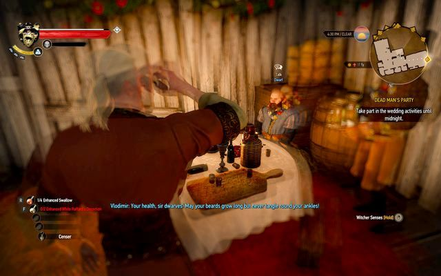 Participate in all available activities, you dont have to win them - Hearts of Stone - Achievements / Trophies - New Content in The Witcher 3: Hearts of Stone Expansion - The Witcher 3: Wild Hunt Game Guide & Walkthrough