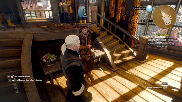 Hilbert - Open Sesame! - part I - Main quests - The Witcher 3: Wild Hunt Game Guide & Walkthrough