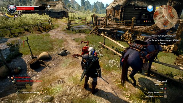 Get to Bowdon - Rose on a Red Field - Side quests - The Witcher 3: Wild Hunt Game Guide & Walkthrough