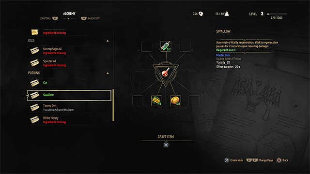 This task can be unlocked by meeting with herbalist Tomira in her hut east from Sawmill (M1,16) - Side quests in White Orchard - Prologue and White Orchard - The Witcher 3: Wild Hunt Game Guide & Walkthrough