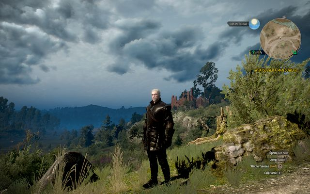 New Moon - New Moon gear set - Gear Sets - The Witcher 3: Wild Hunt Game Guide & Walkthrough