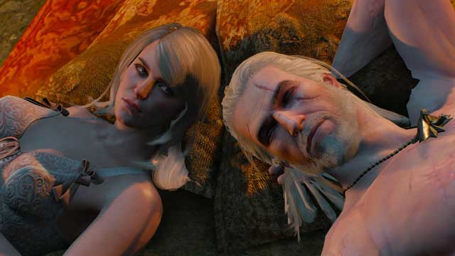 Giving the items to Keira will have some repercussions - Romances with Sorceresses in The Witcher III - Romances and love scenes - The Witcher 3: Wild Hunt Game Guide & Walkthrough