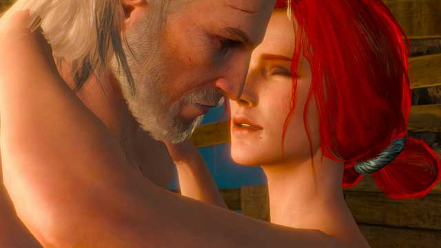 Rejecting sorceress at that point will end the whole subplot, but if Geralt asks Triss to stay with him in Novigrad, interesting dialogue options will be available - Romances with Sorceresses in The Witcher III - Romances and love scenes - The Witcher 3: Wild Hunt Game Guide & Walkthrough