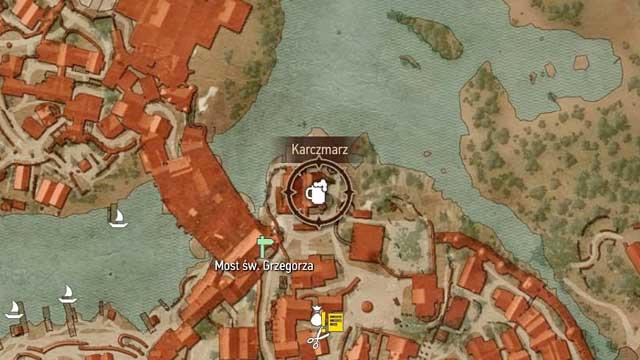 Witcher 3 Velen Karte.Courtesans The Witcher 3 Wild Hunt Guide Walkthrough