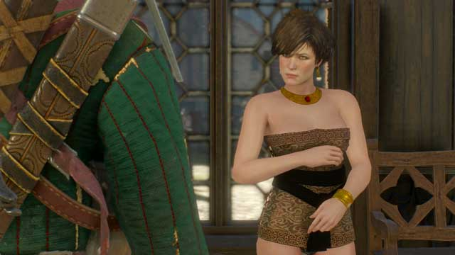 1 - Courtesans - Romances and love scenes - The Witcher 3: Wild Hunt Game Guide & Walkthrough
