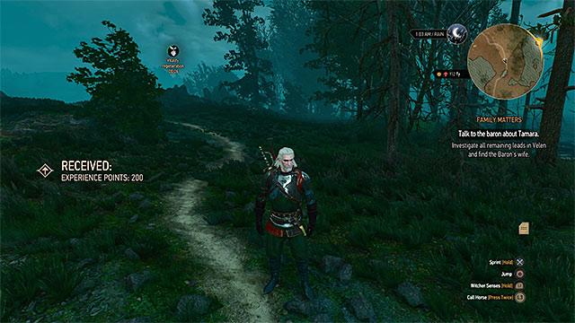 Experience can be gathered most quickly by completing quests and killing monsters (ones on similar or higher level than Geralts) - Gaining new experience levels - Character development - The Witcher 3: Wild Hunt Game Guide & Walkthrough