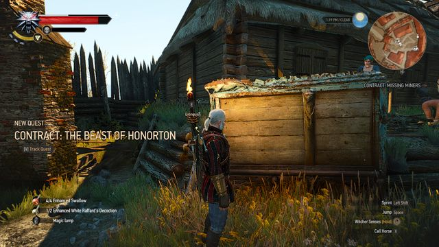 Where the Cat and Wolf Play    - The Witcher 3: Wild Hunt