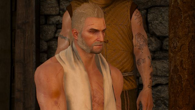 Costumes, hairstyles and other smaller DLCs - The Witcher 3
