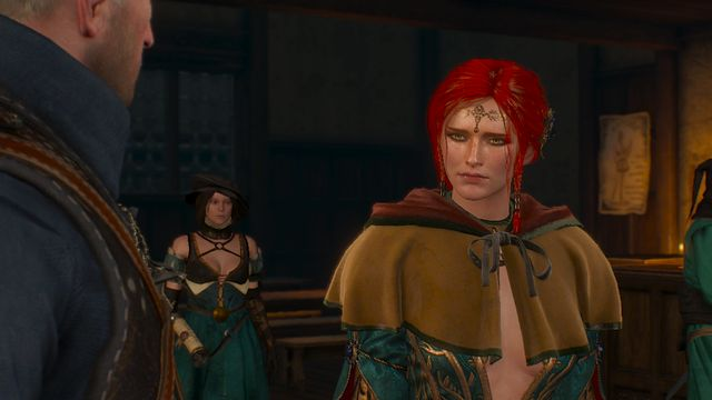 Triss alternative look - Costumes, hairstyles and other smaller DLCs - Free DLC - The Witcher 3: Wild Hunt Game Guide & Walkthrough