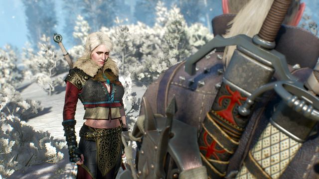 Ciris alternative look - Costumes, hairstyles and other smaller DLCs - Free DLC - The Witcher 3: Wild Hunt Game Guide & Walkthrough