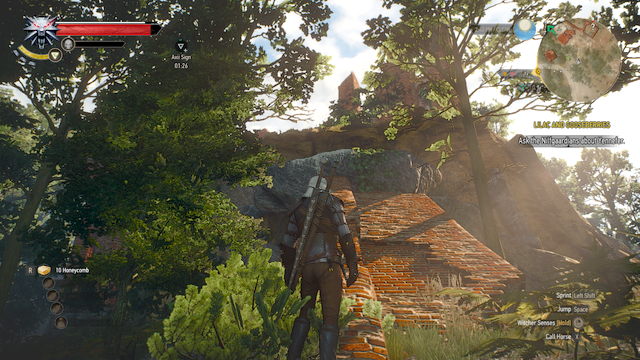 The camp is located on the seemingly unreachable hill, but it can be reached by climbing on the rocks and a fallen pillar on the hills western side - Viper School Gear - Witcher gear pieces - best weapons and armors - The Witcher 3: Wild Hunt Game Guide & Walkthrough
