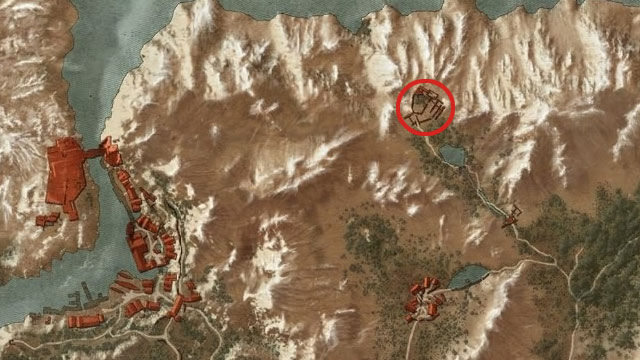 As for the silver sword, you will find it by a skeleton in the ruins located by the end of the path leading north from Rogne in Kaer Trolde - Basic Bear School Gear - Bear School Gear - The Witcher 3: Wild Hunt Game Guide & Walkthrough