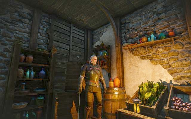 Enhanced Griffin School Gear - Enhanced Griffin School Gear - Griffin School Gear - The Witcher 3: Wild Hunt Game Guide & Walkthrough