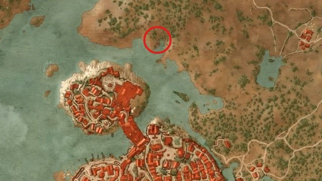 To the north-east from Novigrad you will find a Cavern, inhabited by a golem (level 19) - Superior Cat School Gear - Cat School Gear - The Witcher 3: Wild Hunt Game Guide & Walkthrough