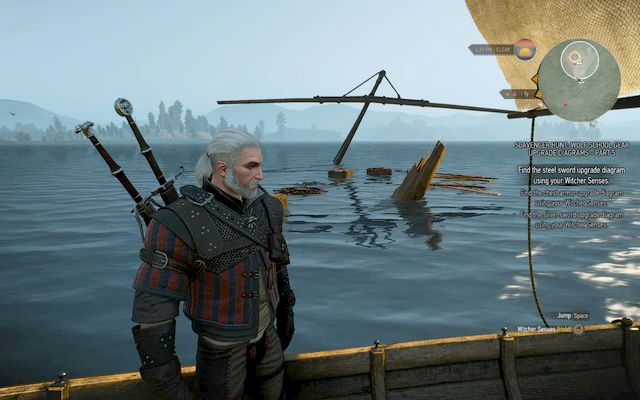 Shipwreck - Mastercrafted Wolf School Gear (DLC) - Wolf School Gear (DLC) - The Witcher 3: Wild Hunt Game Guide & Walkthrough