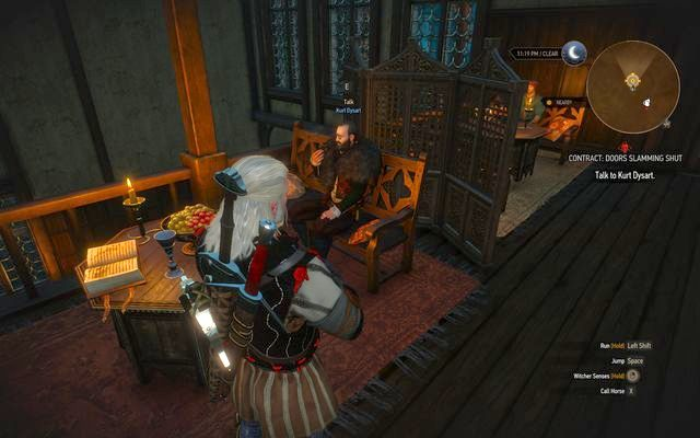 Witcher contracts in Free City of Novigrad - The Witcher 3: Wild Hunt Game Guide & Walkthrough ...
