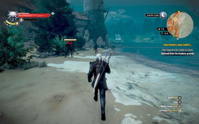 Whatsoever A Man Soweth The Witcher 3 Wild Hunt Game