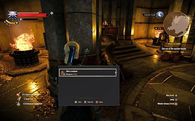 Ofieri gear set - The Witcher 3: Wild Hunt Game Guide & Walkthrough