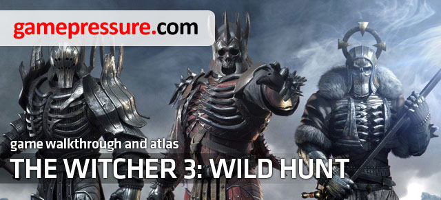 Guide to Witcher 3: Wild Hunt contains a complete walkthrough of all main and side quests and a detailed world atlas with maps of all visited locations - Introduction | Walkthrough - Walkthrough - The Witcher 3: Wild Hunt Game Guide & Walkthrough