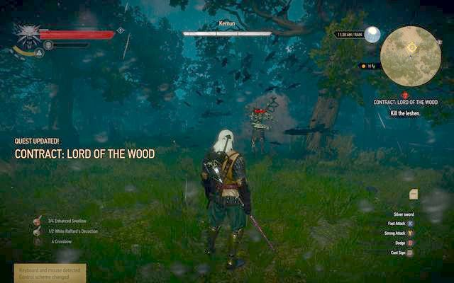 Leshen - Witcher contracts in Farcorners - Farcorners - The Witcher 3: Wild Hunt Game Guide & Walkthrough