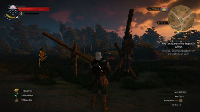 Your decision in this quest is mostly a matter of your morality. - Side quests in Midcopse - Midcopse - The Witcher 3: Wild Hunt Game Guide & Walkthrough