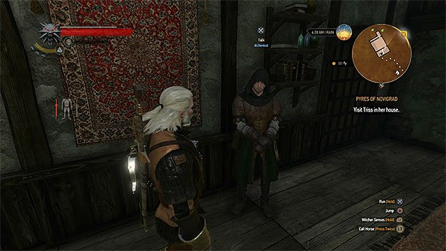 Ghost Mode Witcher 3