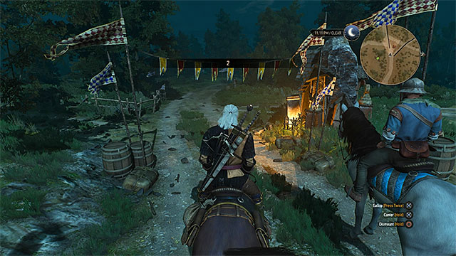 Races are organized near the Crows Perch and in other places - Where can I get some basic equipment for Geralts horse? - Frequently Asked Questions (FAQ) - The Witcher 3: Wild Hunt Game Guide & Walkthrough