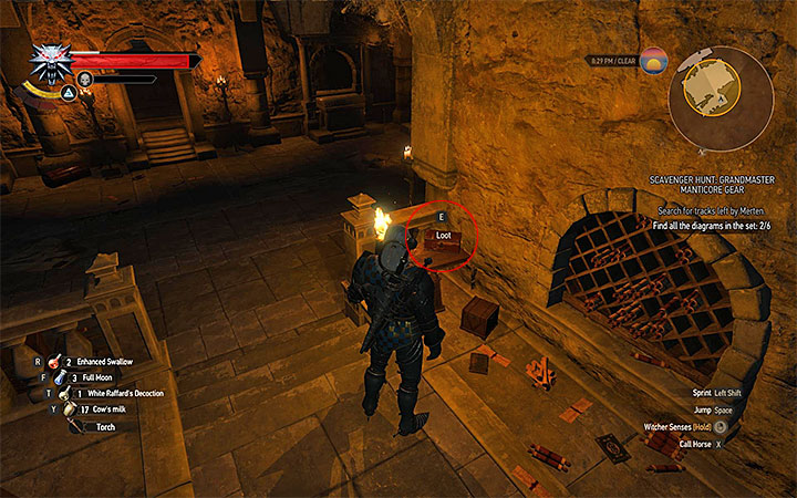 witcher 3 how to get grandmaster manticore