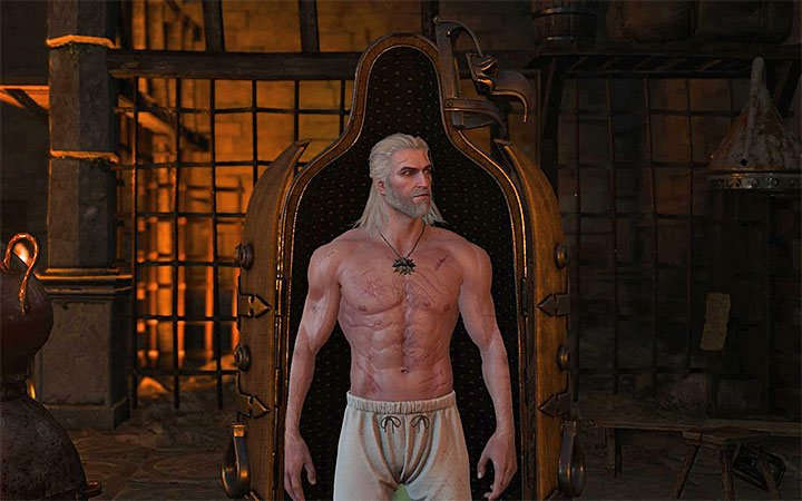 The letter will inform Geralt of Professor Moreau and his lost workshop - Mutations - how to unlock them and how do they work? - New Additions in Blood and Wine - The Witcher 3: Blood and Wine Game Guide