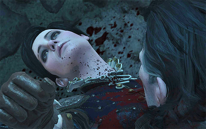 Because Syanna doesnt have the ribbon, she will be murdered by Dettlaff - Tesham Mutna - the final confrontation with Dettlaff - Main quests - The Witcher 3: Blood and Wine Game Guide
