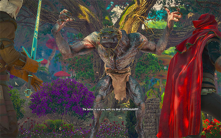 The Big Bad Wolf will be easy to defeat - Main quests bosses in The Witcher 3: Blood and Wine - All Boss Fights - The Witcher 3: Blood and Wine Game Guide