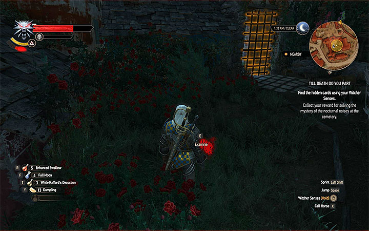 You must reach the back of the house - Till Death Do You Part - Side quests - The Witcher 3: Blood and Wine Game Guide