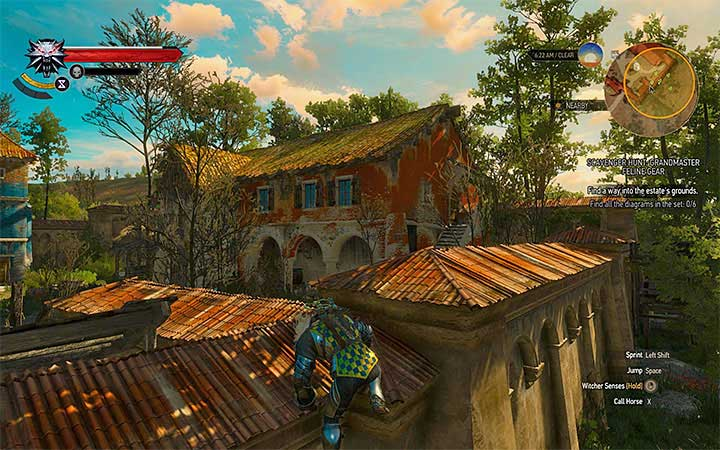 Bartolemes house is in the northern part of Toussaint duchy, near the Trading Post - Scavenger Hunt: Grandmaster Feline Gear - diagrams and item statistics - Grandmaster Witcher Gear - quests, diagrams and item statistics - The Witcher 3: Blood and Wine Game Guide