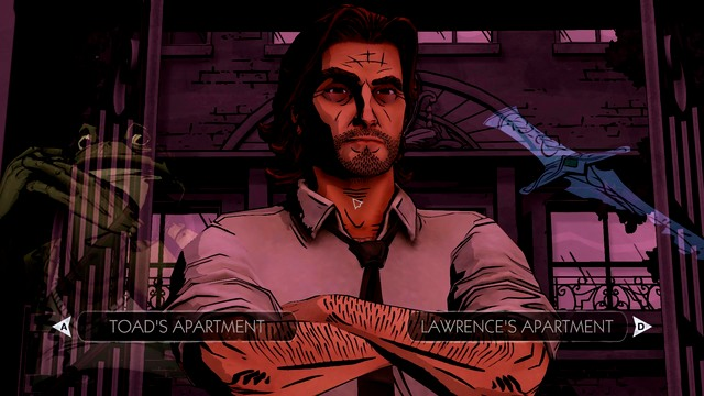 Choices Episode Faith The Wolf Among Us Game Guide - The wolf among us road map