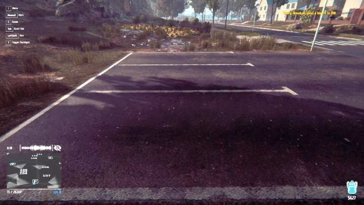A parking spot - the best place to leave your wheels. - General tips and tricks - Thief advice - Thief Simulator Guide