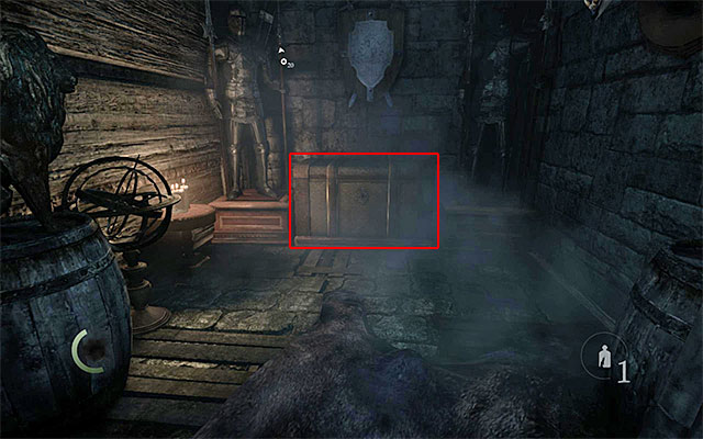 The collectible is in the chest in the secret chamber - Whiteridges Duty - Collectibles - Thief - Game Guide and Walkthrough