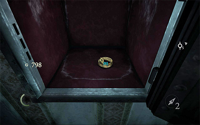 The Bracelet is in the safe - The Mortal Coils - Collectibles - Thief - Game Guide and Walkthrough