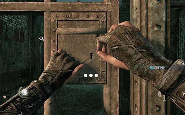 Lockpicking Hints Thief Game Guide Gamepressure Com