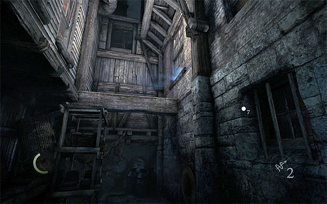 The area of the entrance to the poet's apartment - The Disappearing Poet - Jobs - Basso - Thief - Game Guide and Walkthrough