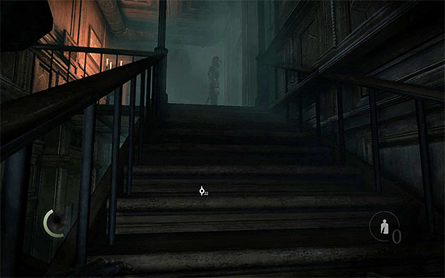 Carefully, sneak past the guard - Explore the estates second floor - Chapter 4: A Friend in Need - Thief - Game Guide and Walkthrough