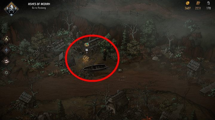 Look for chest no - Hidden treasures chests in Aedirn | Thronebreaker The Witcher Tales - Maps of hidden treasures - Thronebreaker The Witcher Tales Guide