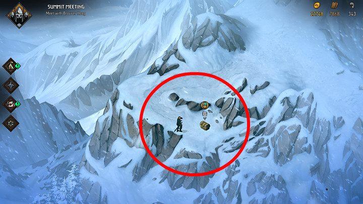 Последний сундук с сокровищами можно найти на самой высокой вершине Махакам - Спрятанные сундуки сокровищ в Махакаме |  Thronebreaker The Witcher Tales - Карты скрытых сокровищ - Тронно-разбойник The Witcher Tales Guide