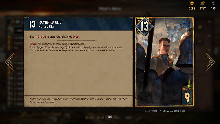 Each unit added to the deck will take up a certain amount of space for itself - The Basics of Deck Expanding in Thronebreaker The Witcher Tales - Card Deck - Thronebreaker The Witcher Tales Guide
