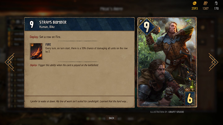 You can also add units to your deck that are able to create an extra effect - Types of units, flags and gadgets in Thronebreaker The Witcher Tales - Card Deck - Thronebreaker The Witcher Tales Guide