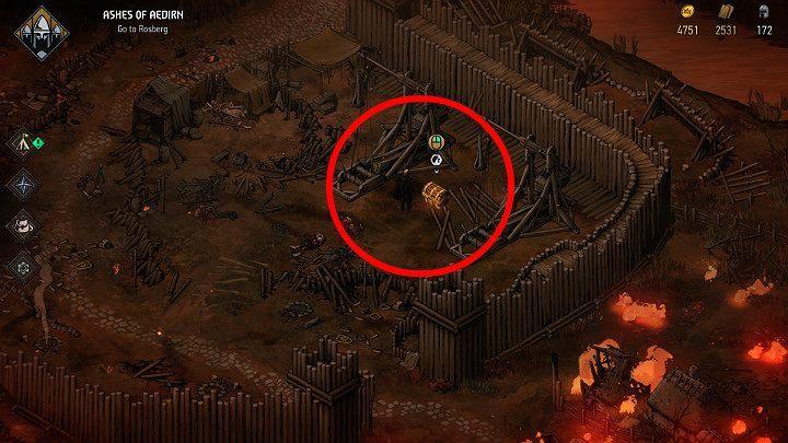 Чтобы открыть четвертый сундук, вам понадобится специальный ключ - Скрытые сокровища сундуков в Адирне | Thronebreaker The Witcher Tales - Карты скрытых сокровищ - Тронно-разбойник The Witcher Tales Guide