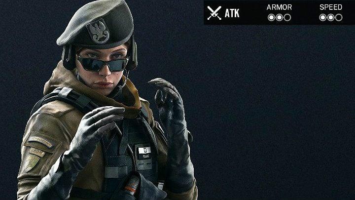 Zofia | Operators type in Rainbow Six Siege - Rainbow Six Siege Game